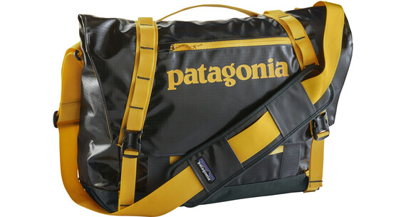 Patagonia Black Hole Messenger Shoulder Bag 24 L Carbon